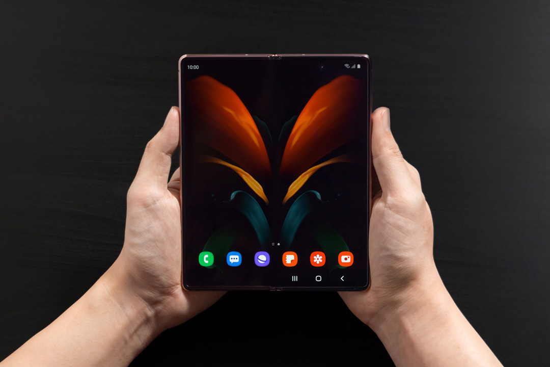 Samsung Galaxy Z Fold 2 ufficiale: differenze con Galaxy Fold