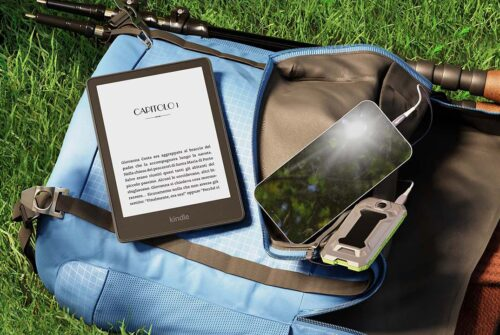 Amazon Presenta Kindle Paperwhite e Kindle Paperwhite Signature Edition