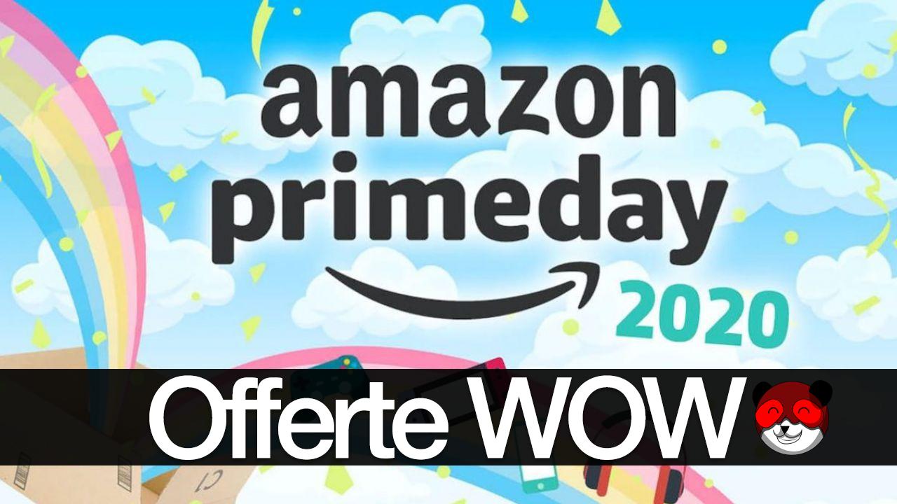 Amazon Prime Day 2020: ecco le offerte WOW sui dispositivi Echo