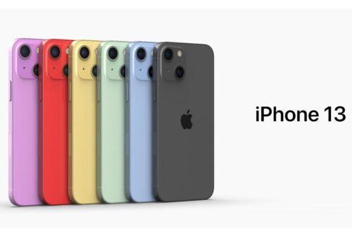 Ecco i nuovi iPhone 13 con A15 Bionic: così nuovi, così uguali