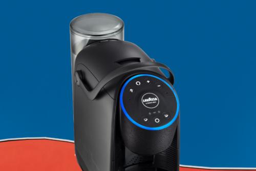 """Amazon e Lavazza presentano """"Voicy"""", la prima macchina del caffè con Alexa integrata"""