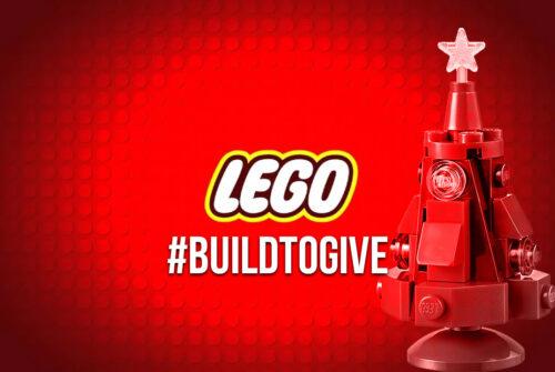 LEGO #BuildToGive: regaliamo un Natale migliore ai bambini
