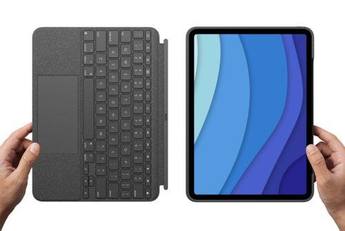 Logitech Combo Touch per i nuovi iPad Pro da 11″ e 12.9″