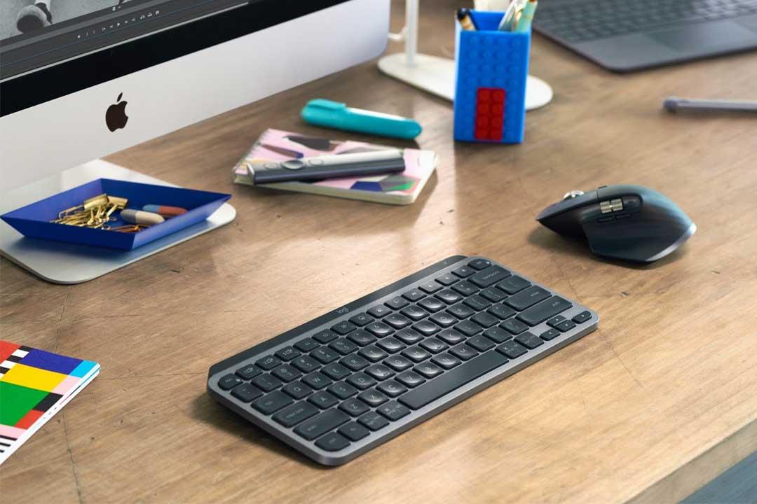 Logitech MX Keys Mini: la nuova tastiera wireless minimal