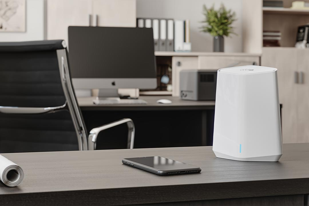 Netgear Orbi Pro WiFi 6 Mini: il sistema Netgear per gli uffici domestici