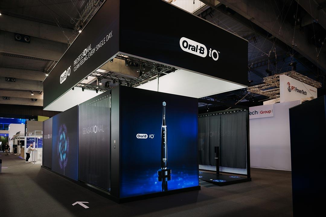 Oral-B al Mobile World Congress 2021 con i nuovi Oral-B iO6