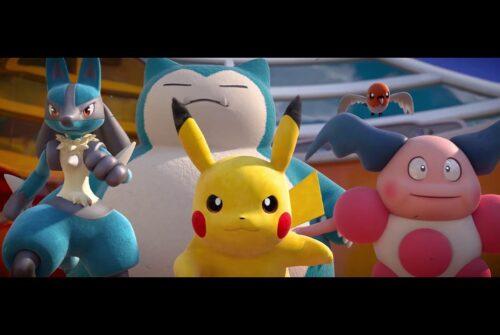Pokémon UNITE: strategia e pucciosità da Luglio su Nitendo Switch
