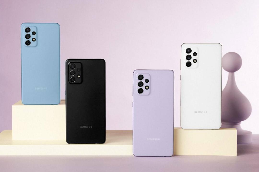 Samsung Galaxy A52, A52 5G e A72 ufficiali: ecco caratteristiche e differenze