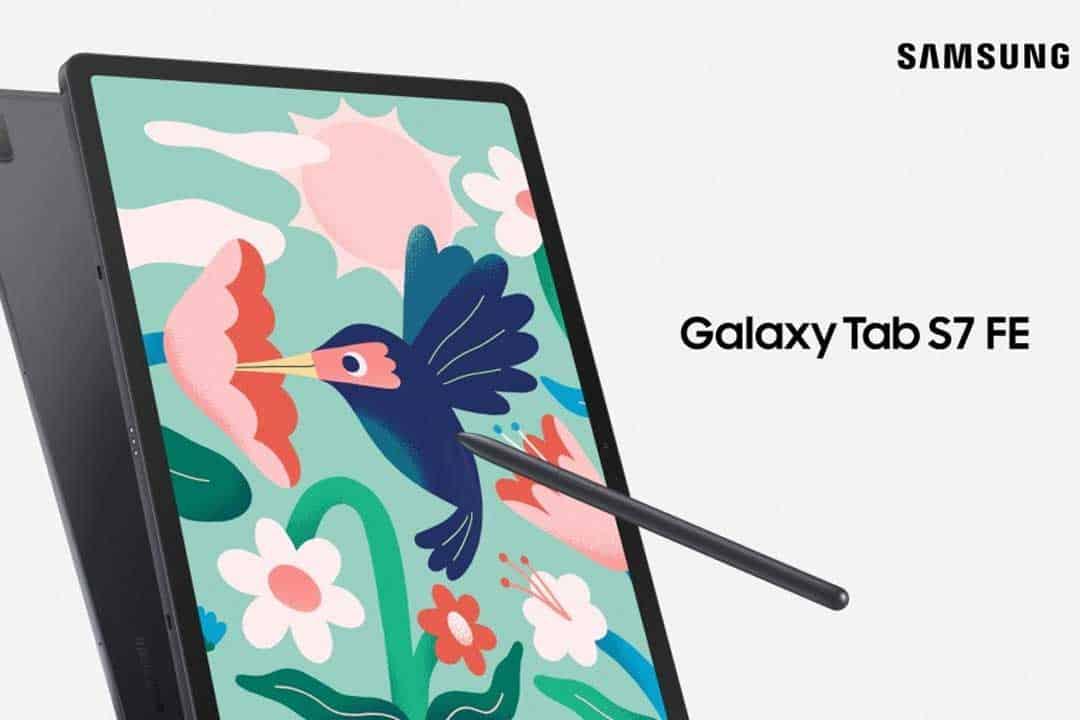 Samsung Galaxy Tab S7 FE 5G: ampio display, S Pen e capiente batteria