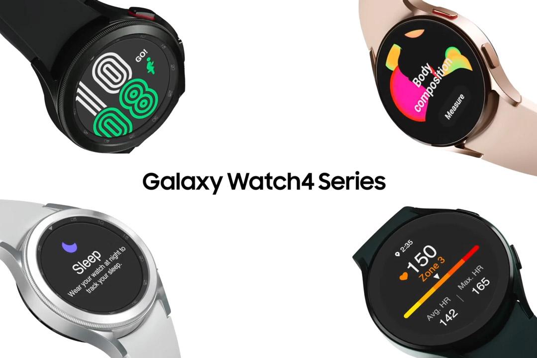Galaxy Watch 4 e 4 Classic ufficiali con WearOS Powered by Samsung
