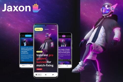 Samsung e Upday presentano JAXON, l'app di news sugli eSport