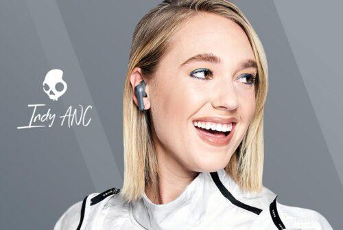 Skullcandy Indy ANC: nuovi auricolari con cancellazione attiva del rumore